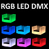 LED RGB DMX